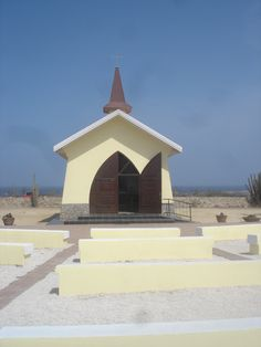 Aruba the Jeep tour was the best got to see so much including this church!