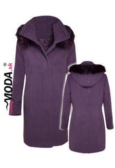 Elegantný kabát - FK12