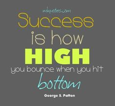 Best Quotes About Success: Quote about success by George S. Patton
