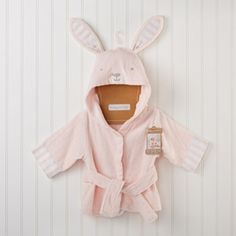 Baby s Bathtime Bunny Hooded Spa Robe (Personalization Available) 34131a888