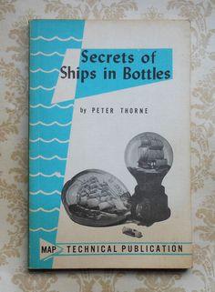 Secrets of Ships in Bottles book