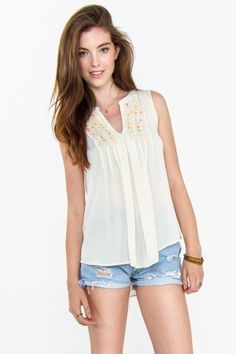 Slv Less Top $85 | Cutie Room