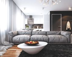 Modern and functional apartment in Samara, Russia « Adelto Adelto