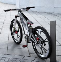 Trendciero: AUDI e-bike Worthersee