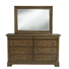 Tahoe 8 Drawer Dresser with Mirror - http://delanico.com/dressers/tahoe-8-drawer-dresser-with-mirror-640505790/