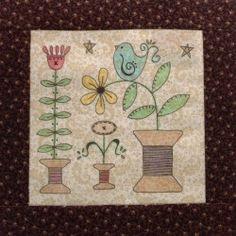 Just added my InLinkz link here: http://www.thesplendidsampler.com/2016/07/14/block-44-stitch-in-the-garden/