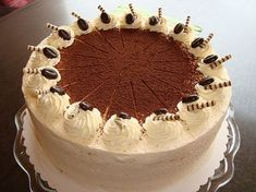 Plus Rezepte: Tiramisu - Torte