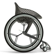 3D-printed wheelchair