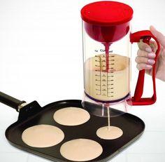 Electric pancake machine