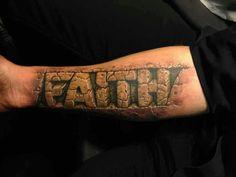 Pavel Angel 3D tattoo