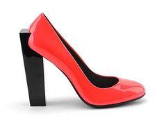 United Nude takes block heels very literally