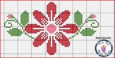 This Pin was discovered by Ire Kawaii Cross Stitch, Cross Stitch Sea, Cross Stitch Numbers, Small Cross Stitch, Cross Stitch Boards, Cross Stitch Flowers, Counted Cross Stitch Patterns, Cross Stitch Designs, Tapestry Crochet