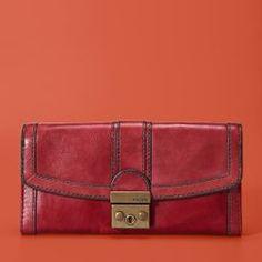 Cute Fossil wallet