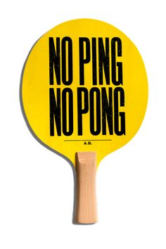 Anthony Burrill - The Art of Ping Pong. Geveild voor BBC Children in need Graphic Design Typography, Graphic Design Illustration, Anthony Burrill, Sports Graphics, Cool Tables, Grafik Design, Design Reference, Layout Design, Cool Art