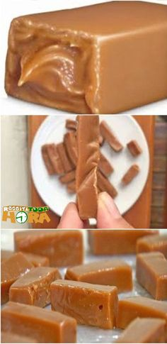 Cookie Desserts, Dessert Recipes, Homemade Caramel Recipes, Vegan Recipes, Cooking Recipes, Good Food, Yummy Food, Brunch, Sweet Tooth