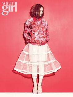 Lee Hi // Vogue Girl Korea