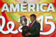 Copa América 2015: Ecuador enfrentará a Chile, México y Bolivia.