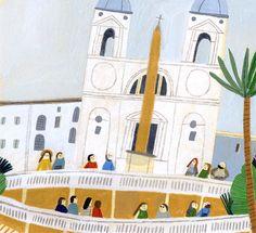 Trinità dei Monti - Beatrice Cerocchi