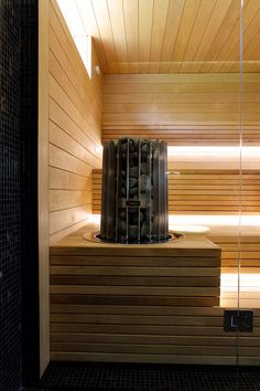 Sauna Heater, Saunas, Blinds, Stairs, Curtains, Home Decor, Sunroom Blinds, Ladders, Insulated Curtains