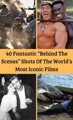 Movie-goers marvel at the stunning scenes that appear on the big screen. But going behind the scenes is exciting, too. Trending Photos, Viral Trend, Graphic Design Services, Great Films, Interesting News, Scene Photo, Just Amazing, New Pins, Behind The Scenes