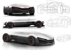 いいね!1,257件、コメント3件 ― Car Design Dailyさん(@cardesigndaily)のInstagramアカウント: 「By BeslerBerti」