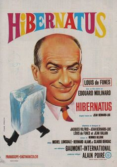 I miss you Louis de Funes