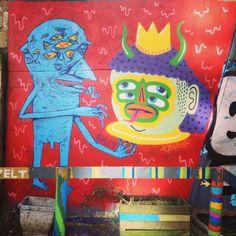 Bault - Kashink #streetart