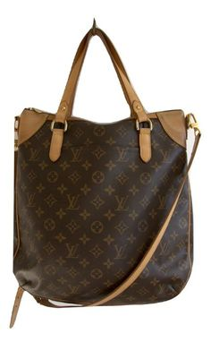 da0889f08ca7 LOUIS VUITTON ODEON PM crossbody Monogram