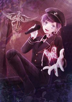Diabolik Lovers (Lost Eden)- Kanato #Anime #Game #Otome