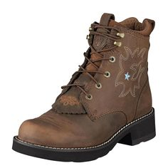Ariat Women's Probaby Lacer Work Boot ** Check out the image by visiting the link.