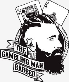 The Gambling Man: Ryde's hippest barber, outfitter and bar. And we do their website too! Barber, Moose, Poster Prints, Darth Vader, Wall Art, Drawings, Painting, Fictional Characters, Website