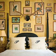 Decorate with Yellow | Display on Yellow | SouthernLiving.com