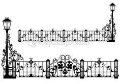 jardim de rosas ilustraçoes - Pesquisa Google