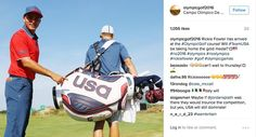 The Designs of 16 Country's Olympic Golf Bags Photos - Golf Digest