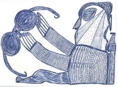 """""""Die Brille muss weg"""". Der wichtige Mannheimer Aussenseiterkünstler Ernst Kolb ist heute (noch) fast unbekannt. Das dürfte sich wohl ändern. Im Dezember 2012 hat die «Collection de l'Art Brut» in Lausanne 26 Zeichnungen erworben und die Fachzeitschrift RAWVISION stellt ihn in der neusten Ausgabe (Nr.79) einem breiteren Publikum vor. Gut 100 seiner Zeichnungen können bereits jetzt auf www.artbrut.li oder www.aussenseiterk... entdeckt werden."""