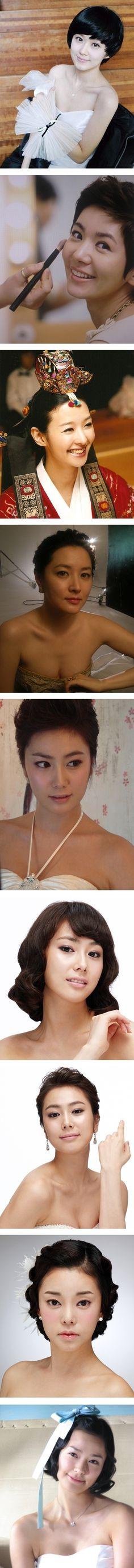 Korea Pre Wedding Photoshoot Review by WeddingRitz.com »  Jakeunchai (wedding make-up & hair in Korea)