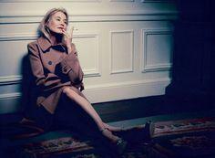 Jessica Lange / Mikael Jansson   Photographie