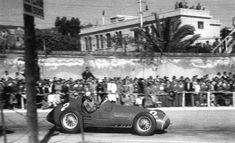 1951. Alberto Ascari_2. Ferrari 375. Circuito de Pedralbes