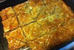Narancsos baklava Orange, Lasagna, Quiche, Breakfast, Ethnic Recipes, Food, Mint, Morning Coffee, Essen