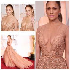 Jlo Oscar 2015 Dress