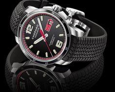 Master Horologer: Chopard Mille Miglia GTS Collection - Automatic, Power Control and Chrono