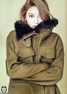 Sooyoung - Vogue Magazine September Issue '15