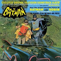 Nelson Riddle - Batman (Exclusive Original Television Soundtrack Album) (Vinyl, LP, Album) at Discogs Batman 1966, Batman And Superman, Batman Robin, Batman Stuff, Batman Tv Show, Batman Tv Series, Ray Donovan, Ghost Whisperer, The Munsters