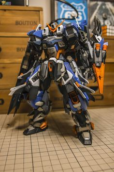 GUNDAM GUY: Mobile Suit Gundam Resonance - Custom Build