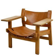 Den spanske stol - Børge Mogensen