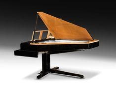 Rippen Lindner Tilting Wing Grand Piano http://pinterest.com/cameronpiano