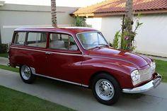 DKW Vemaguete ANO 1967   COR BORDEAUX