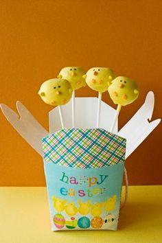 peep peep another cute Easter idea