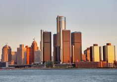Detroit was the lowest-ranking U.S. city.  (source: Mercer 2011)