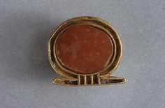 Shen (Protection) Motto Clasp Period: Second Intermediate Period Dynasty: Dynasty 15 Date: ca. 1648–1540 B.C. Geography: From Egypt.